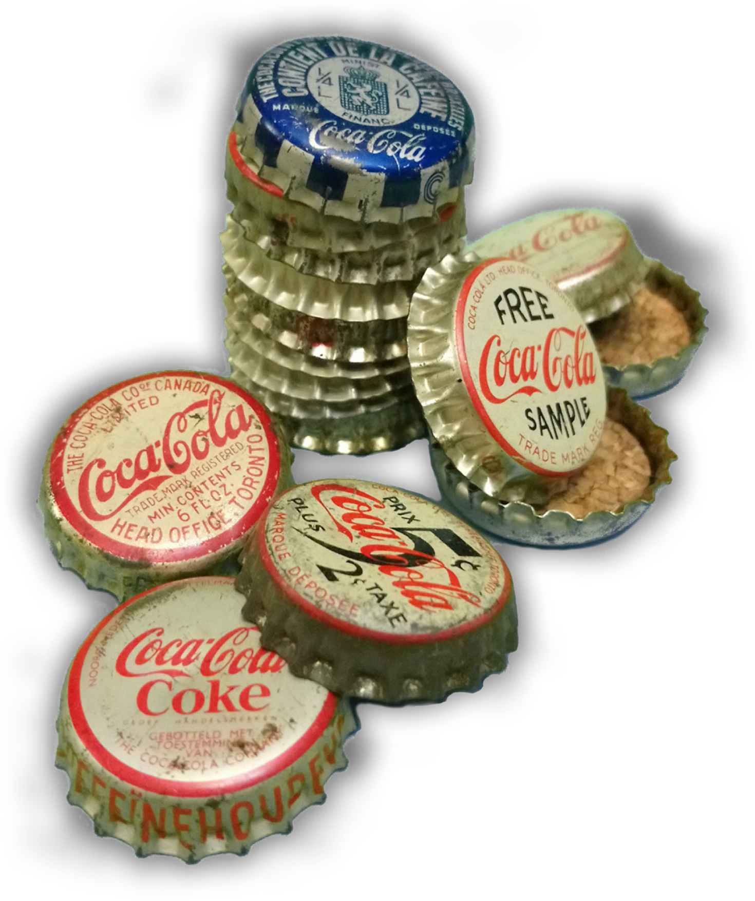 Coca-Cola Crown Caps